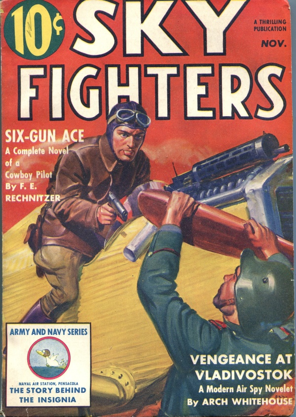 Sky Fighters November 1939