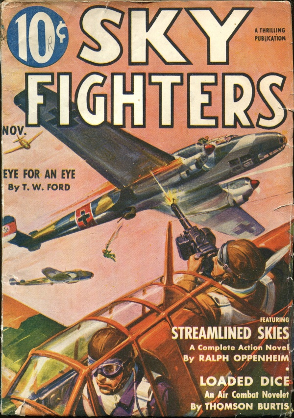 Sky Fighters November 1940