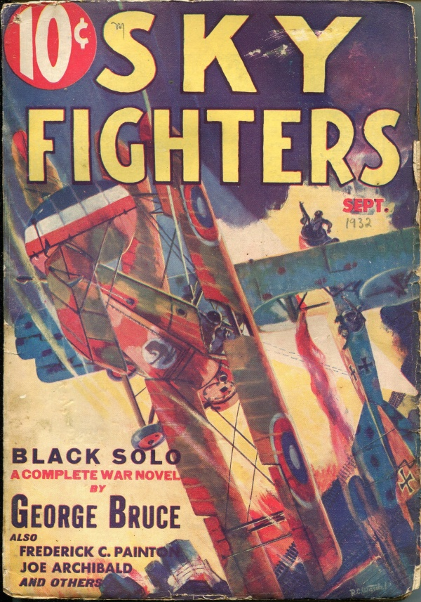 Sky Fighters September 1932