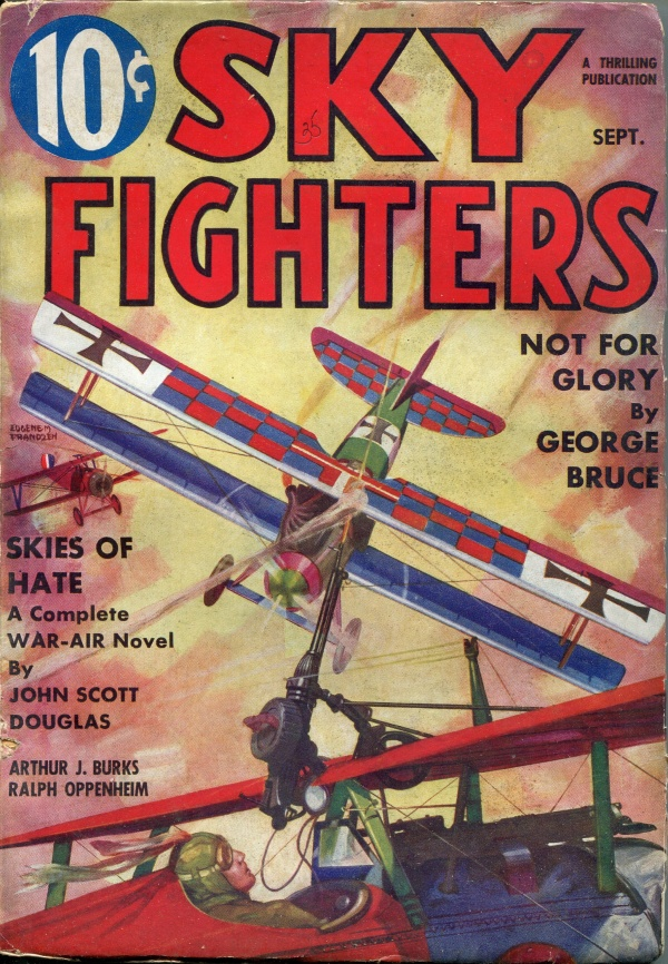 Sky Fighters September 1935
