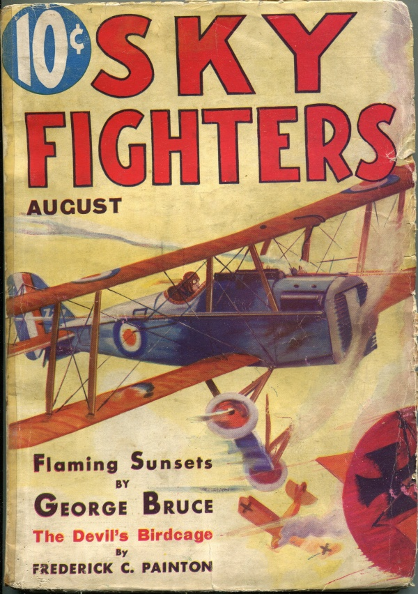 Sky FightersAugust 1932