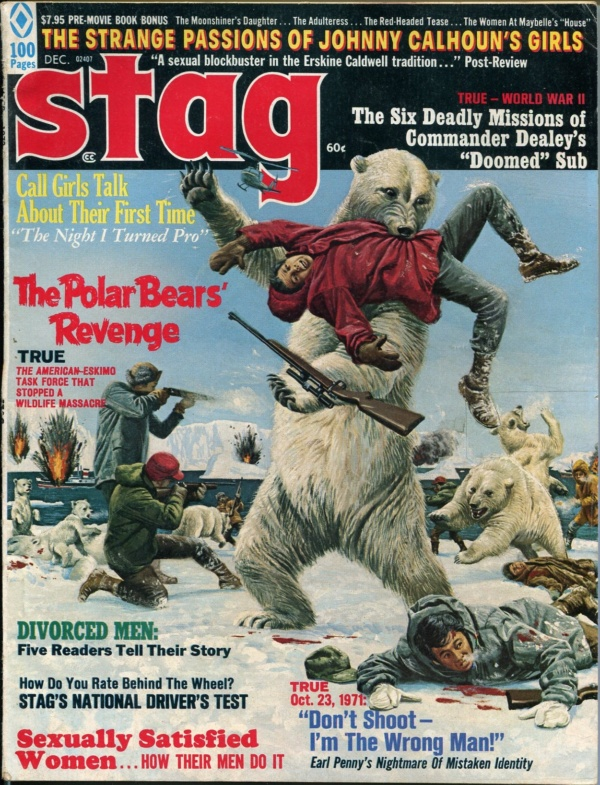 Stag December 1972