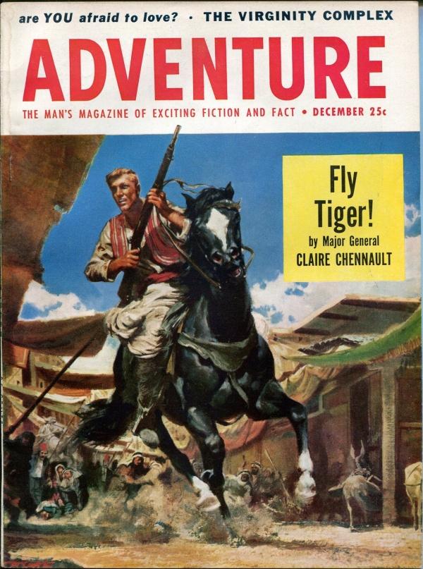 Adventure December 1954