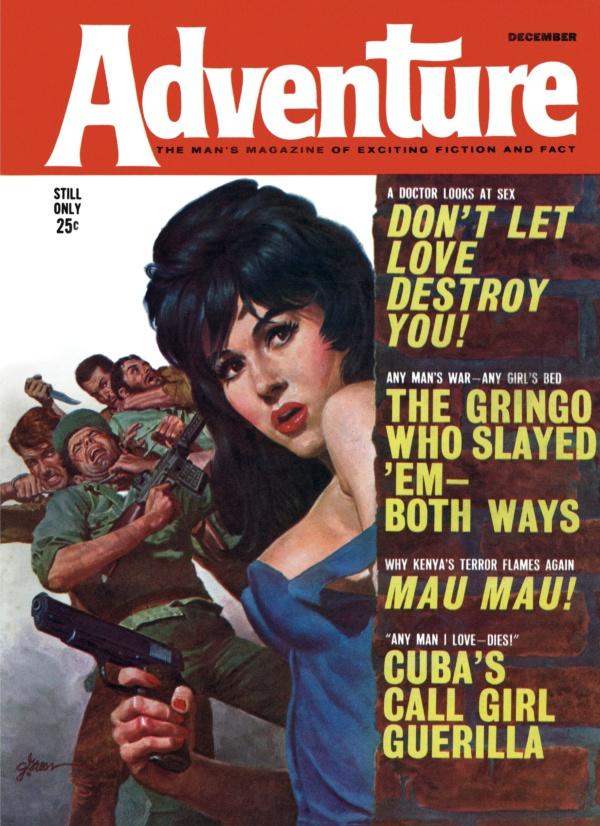 Adventure December 1963