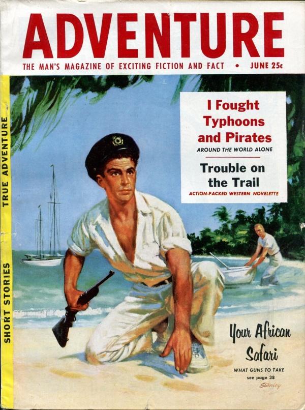Adventure June 1954