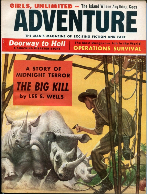 Adventure May 1956