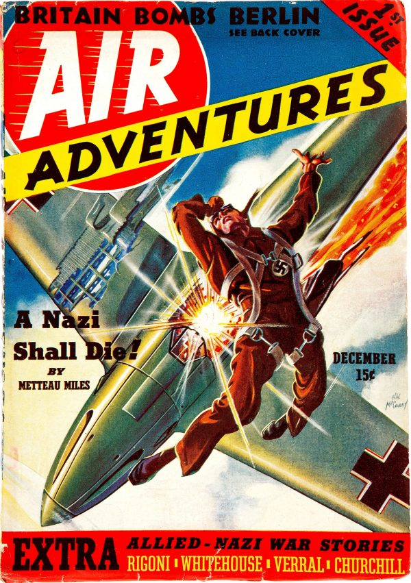 Air Adventures December 1939