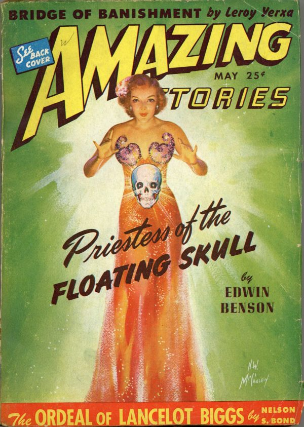 Amazing Stories May 1943