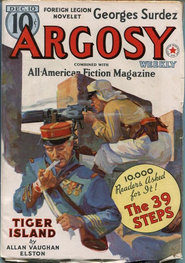 Argosy December 10 1938