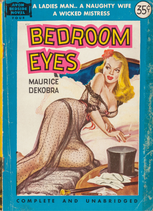 Avon Bedside Novels 4, 1951
