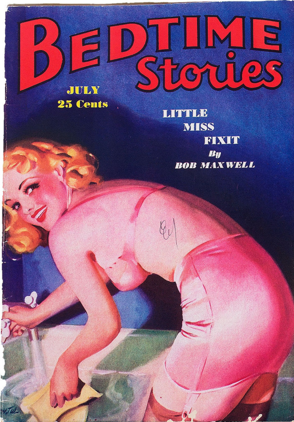 Bedtime Stories July 1937