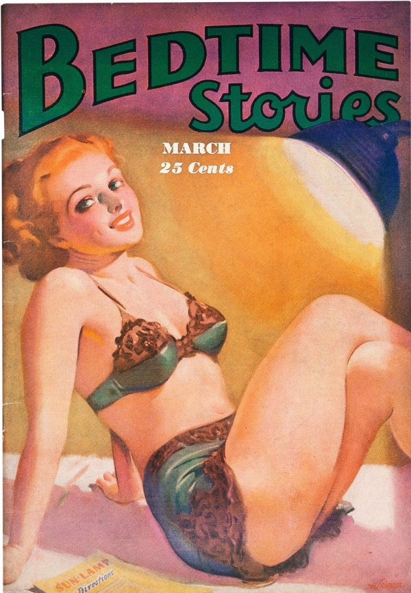 Bedtime Stories March 1937