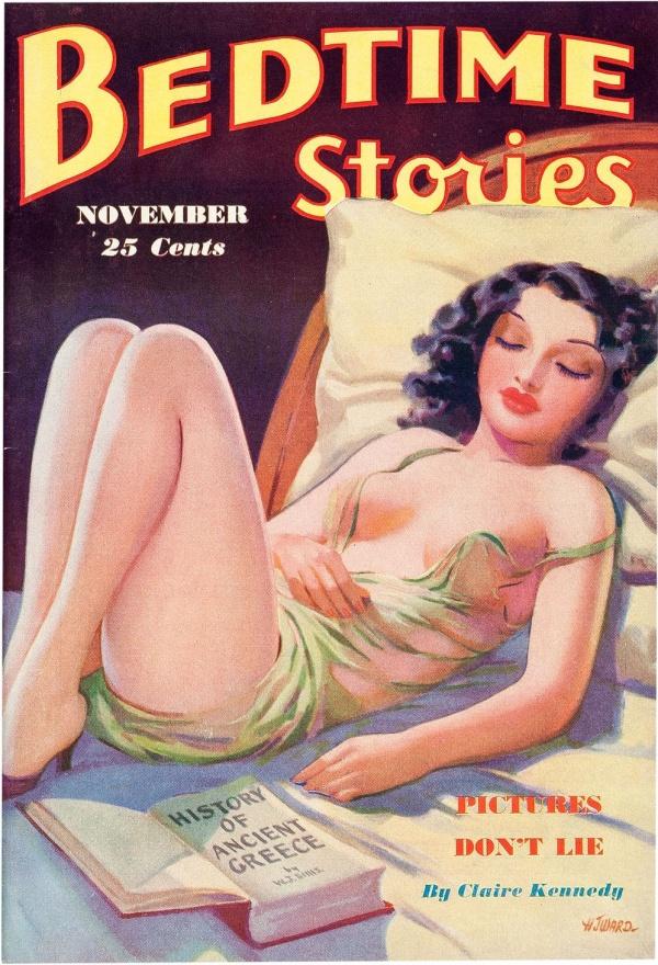 Bedtime Stories November 1935