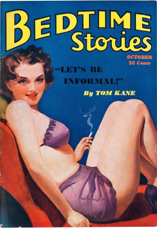 Bedtime Stories October 1937