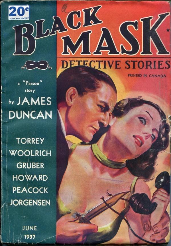 Black Mask June 1937
