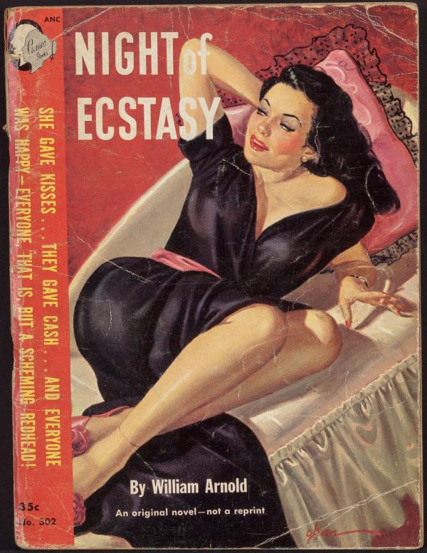 Cameo Books 302, 1951