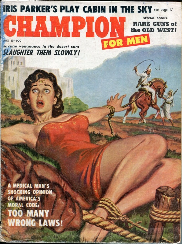 Champion For Men August 1959