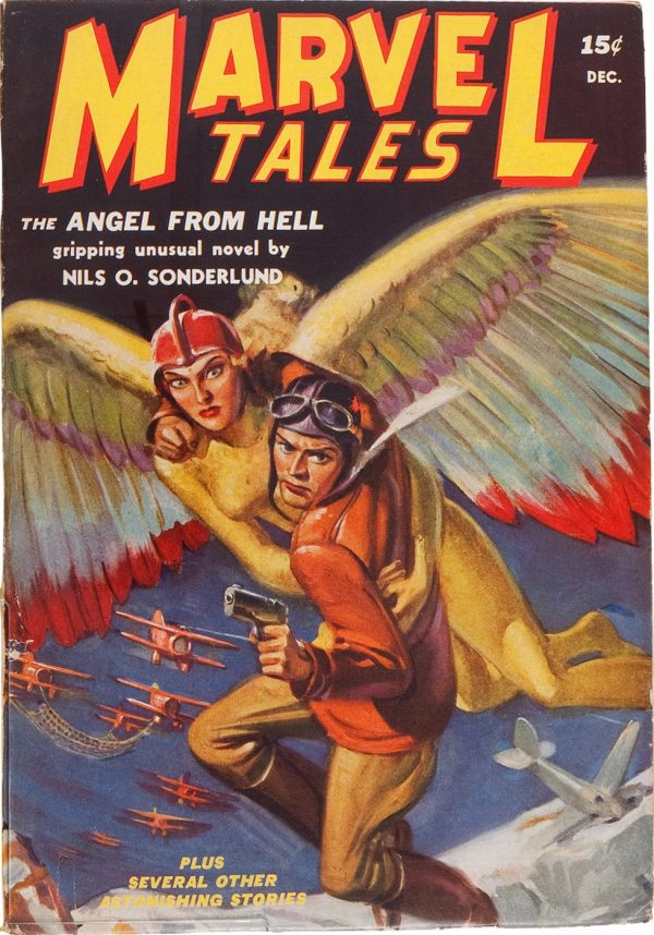 December 1939 - Marvel Tales