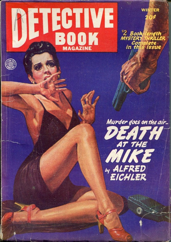 Detective Book Winter 1946