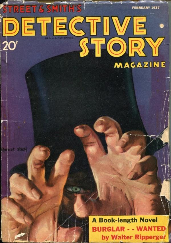 Detective Story February 1937