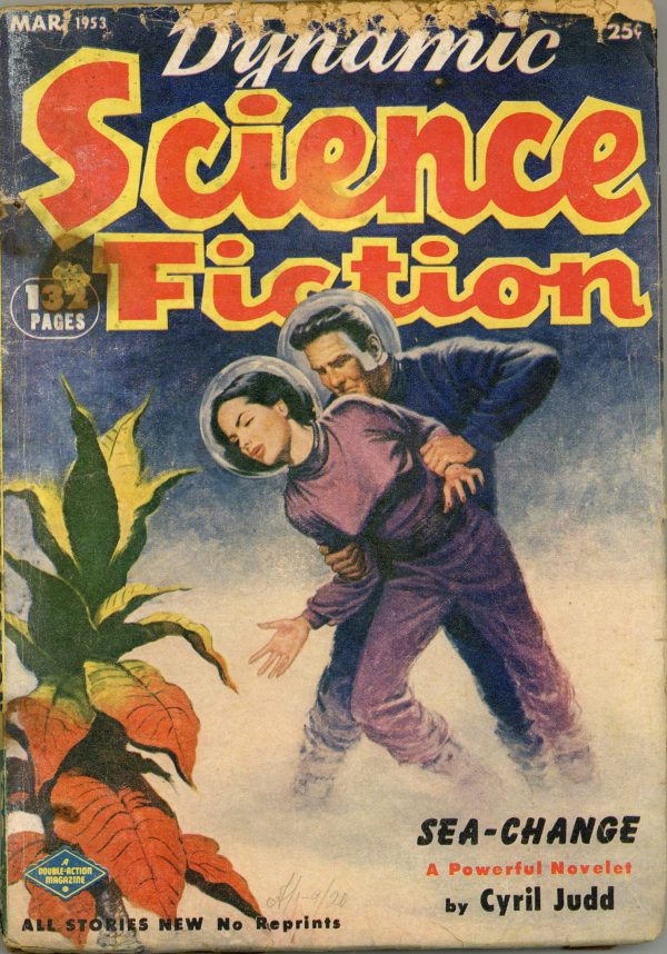 Dynamic Science Fiction March 1953