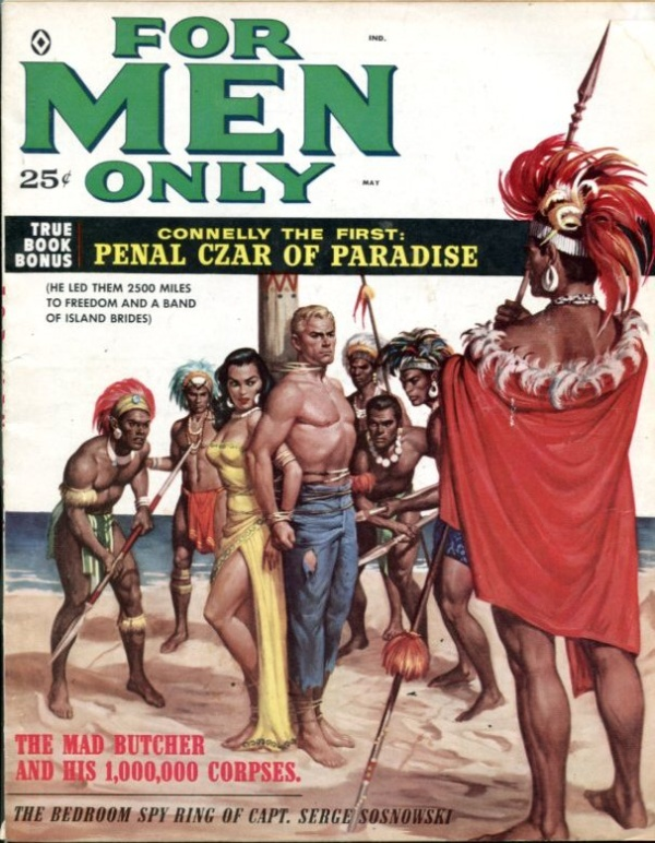 For Men Only May 1959