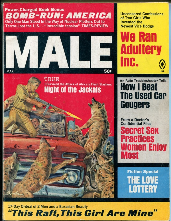 Male March 1969