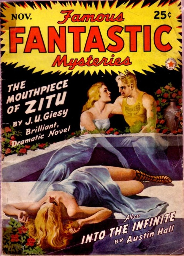 November 1942 Famous Fantastic Mysteries