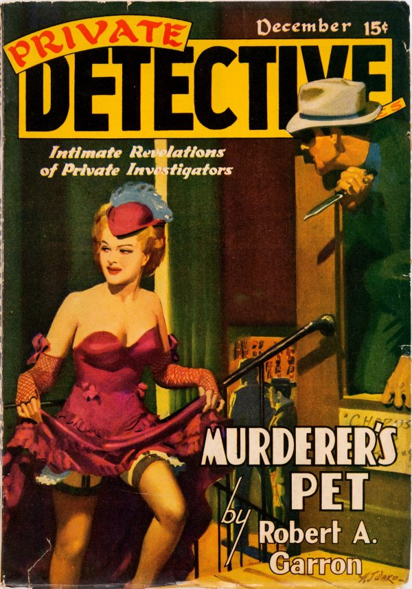 Private Detective Stories December 1940