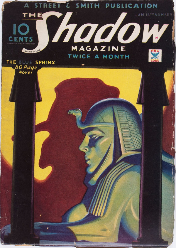 Shadow V12#4 Jan 1935