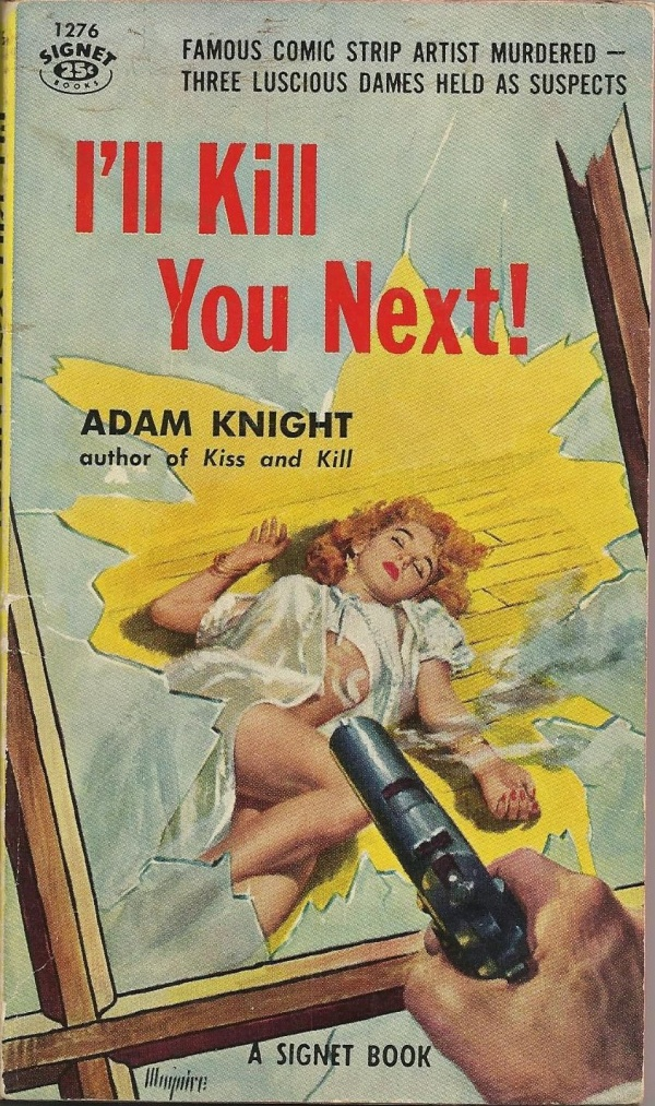 Signet Books #1276 1956