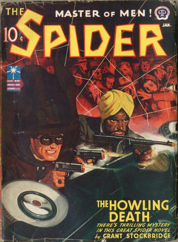 Spider Jan 1943
