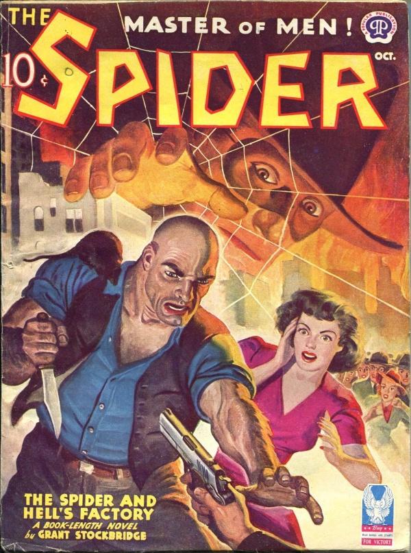 Spider October 1943