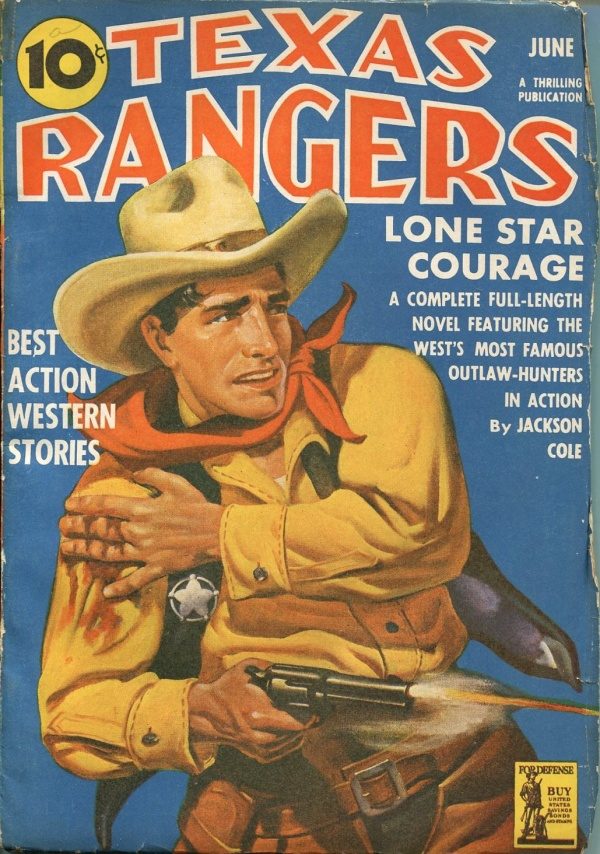 Texas Rangers June 1942