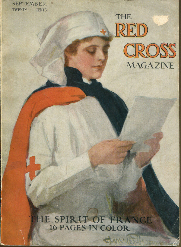 The Red Cross Magazine September, 1917