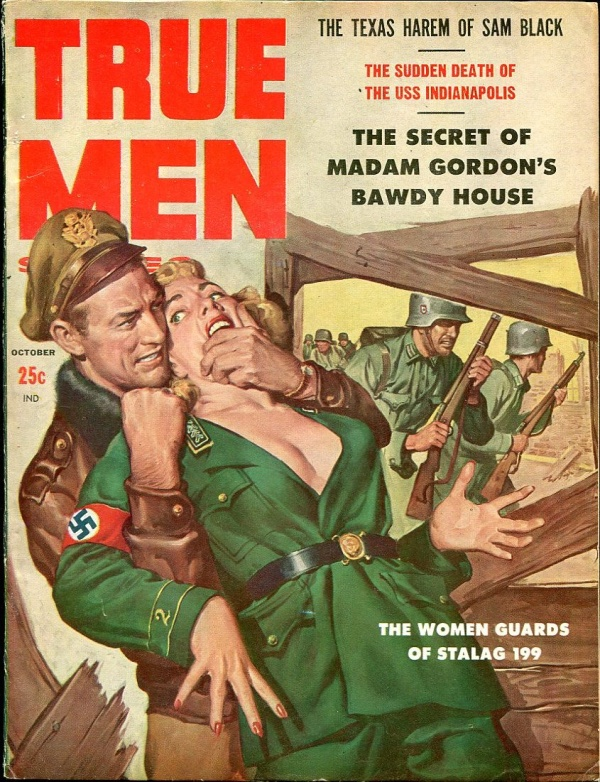 True Men October 1958