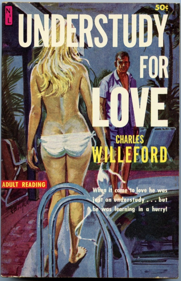 Understudy for Love (Newsstand Library U170) 1961
