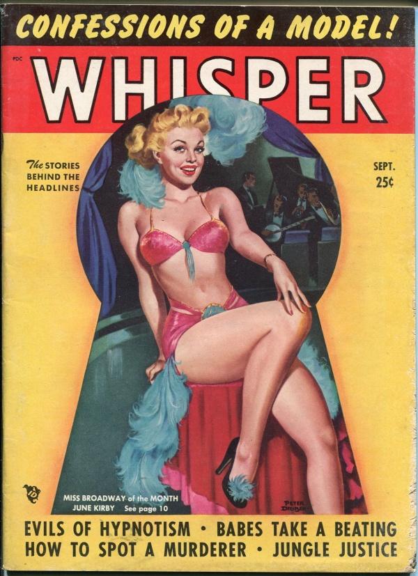 Whisper September 1950