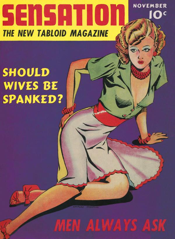 a Sensation1939-11 front cover