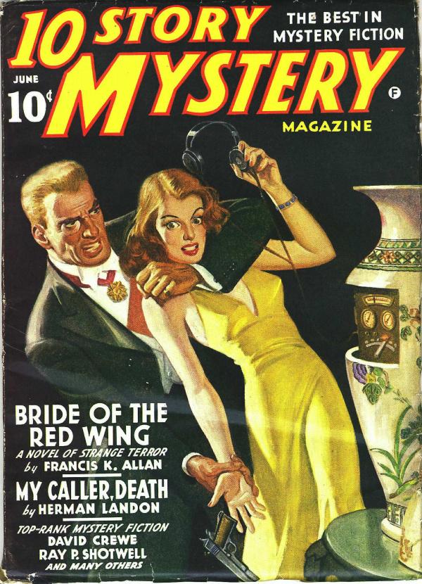 10 Story Mystery Magazine Jun 1942