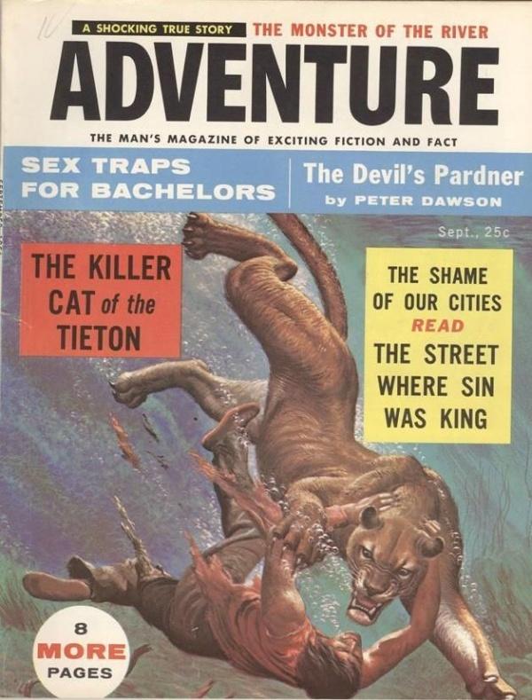 Adventure September 1956