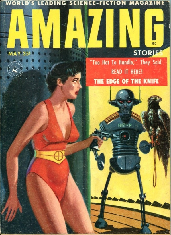 Amazing Stories May 1957
