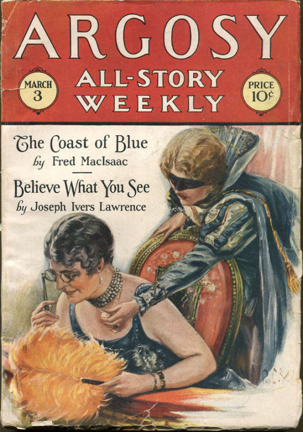 Argosy All-Story Weekly-March 3, 1928
