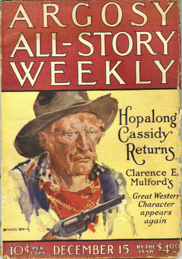 Argosy All-Story Weekly V156#4 December 15, 1923
