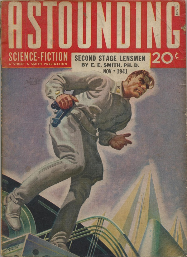 Astounding Science-Fiction, November 1941