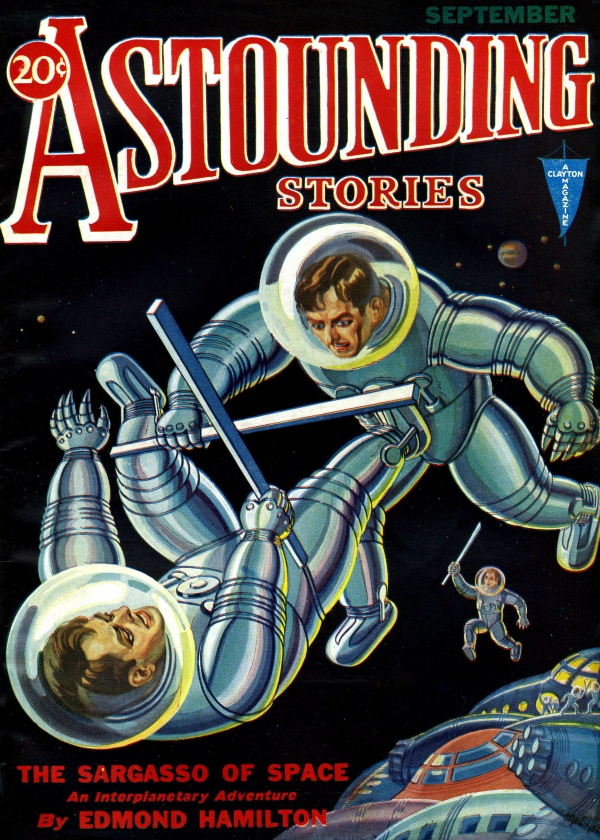 Astounding September 1931