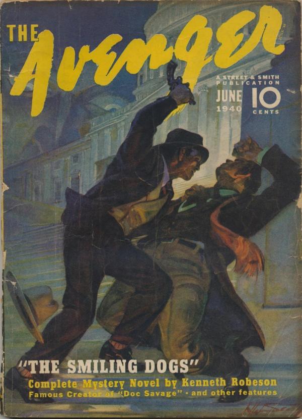 Avenger June 1940