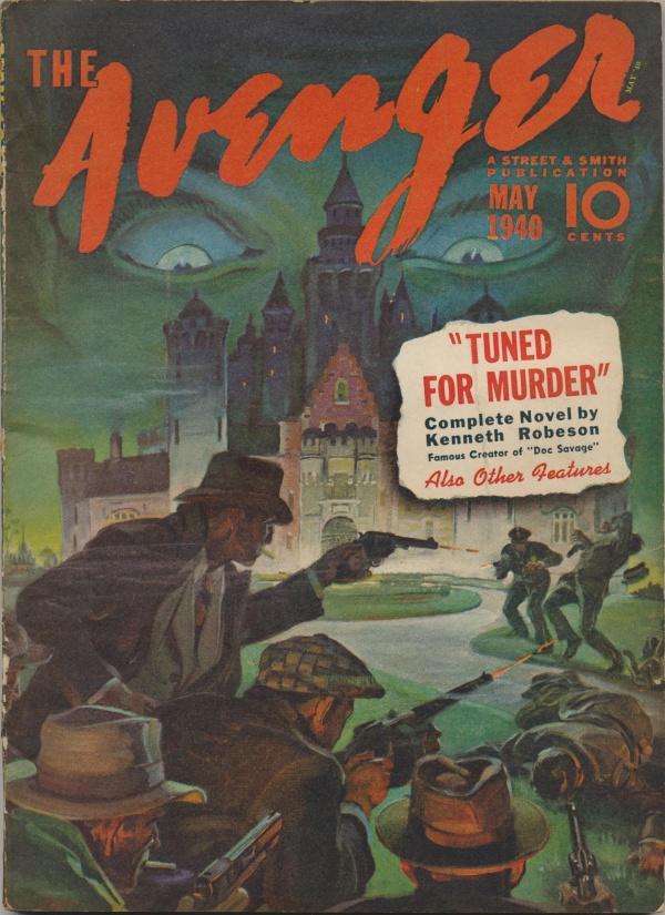 Avenger May 1940