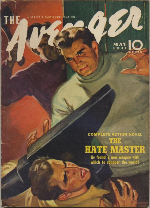 Avenger May 1941