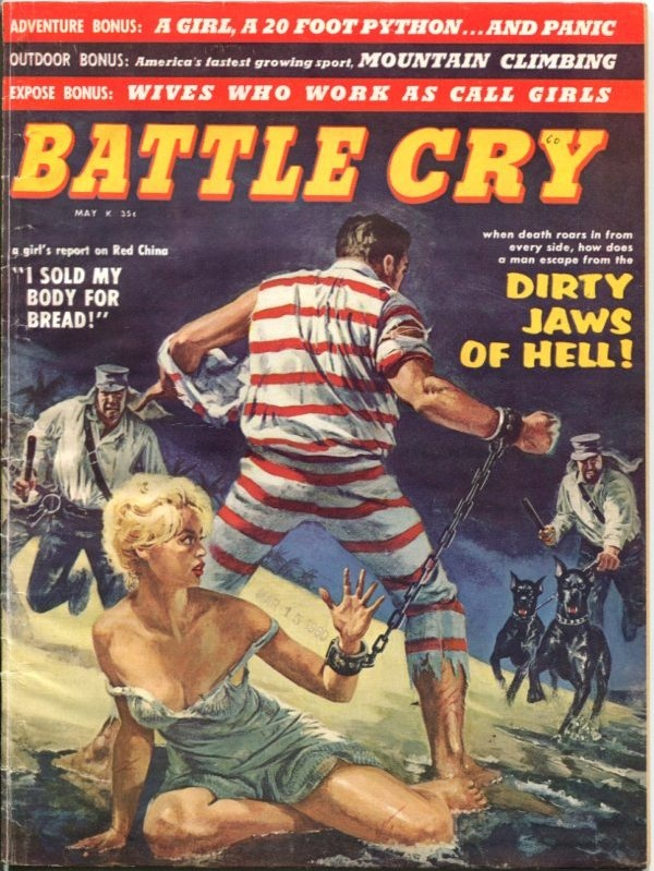 Battle Cry May 1960